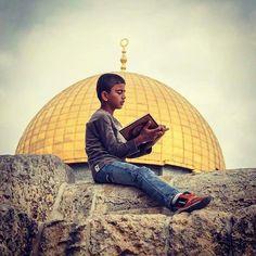Dome of the Rock - Jerusalem القدس - قبة الصخرة