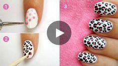 Le nail art léopard est sans doute l'une des manucures les plus faciles à réaliser ! Avec ce tuto vidéo, apprenez à...