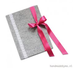 Gastenboek op maat eigen ontwerp trouwen - Handmade guestbook wedding