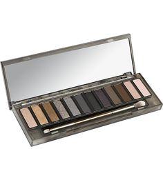 URBAN DECAY - Naked Smoky Palette   Selfridges.com