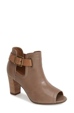 Clarks® 'Shira Nicole' Open Toe Sandal (Women) available at #Nordstrom