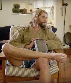 """Chris Hemsworth """