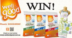 Win a Well and Good Gluten Free Prize Pack