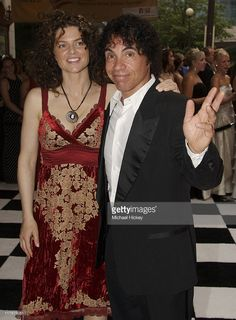 John Oates of Hall and Oates and Guest during Indianapolis 500 - Running - 500 Festival Snakepit Ball at Downtown Indianapolis in Indianapolis, Indiana, United States. John Oates, Daryl Hall, Hall & Oates, Indianapolis Indiana, Atheist, Rock And Roll, United States, Running, Formal Dresses