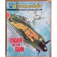 Commando Comic Picture Library #1774 War Action Adventure
