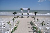 """""""The Cinderella""""  All inclusive Florida beach wedding packages for every budget."""