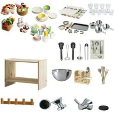 1000 images about cocinitas on pinterest play kitchens for Cocina juguete ikea opiniones