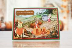 Halloween-themed Disney Winnie-the-Pooh Craft Collection Launches for #FrighteningFriday!