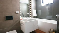 It takes a lot to render Shaynna Blaze speechless. But Bec and Georges designer ensuites did just that!