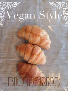 Brioches integrali vegane