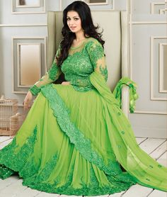 Shop an exciting range of Ayesha Takia dresses on Shoppers99 ,  The collection includes Ayesha Takia #Anarkali, #Partywearsuit online at best prices.  Get this look here:- http://www.shoppers99.com/festive_sale/ayesha_takia_wedding_anarkali_suits_collection