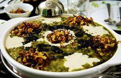 ash reshte ( persian soup )