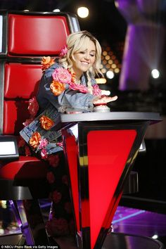 That's the one! Cyrus and Alicia Keys have joined returning members Adam Levine and Blake Shelton as the newest judges on The Voice, which premieres on September 19