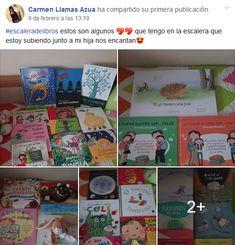 Carmen Llamas Azua Llamas, Baseball Cards, Books, February 9, Early Childhood, Reading, Art, Libros, Book