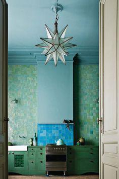 Wil je jouw plafond verven of schilderen in een mooie kleur? Doen! Bekijk hier de mooiste inspiratie voorbeelden!