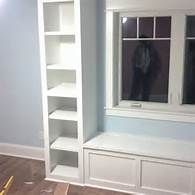 window seats with bookshelves - Yahoo Image Search Results