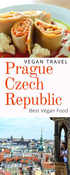 Local's Guide to Vegan Restaurants Prague: The best vegan restaurants in Prague. Where to get the most incredible vegan food in Prague Czech Republic from a local.