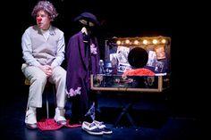 """Un extraordinario Luis Bermejo protagoniza en """"El minuto del payaso"""" un intenso monólogo de risa y rabia en el Bergidum http://www.revcyl.com/web/index.php/cultura-y-turismo/item/9257-un-extraordi"""