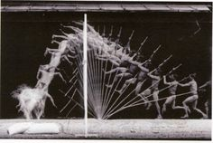 Etienne-Jules Marey - First Cinematic Experiences - 1882