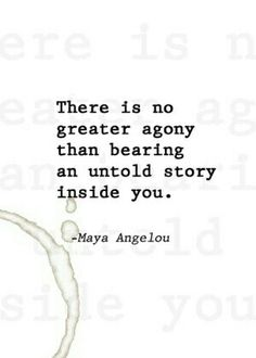 * www.writersrelief.com Maya Angelou quote