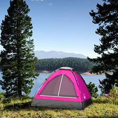 2 Man Tent, Camping Meal Planning, Two Person Tent, Rain Fly, Night In The Wood, Backyard Play, Dome Tent, Tent Poles, Tent Camping