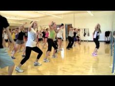 """Zumba - """"Like a G6"""". I will have to ask Janet at my next Zumba class if we can try this."""