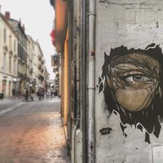 NASTI #streetart Bordeaux, France - 2016
