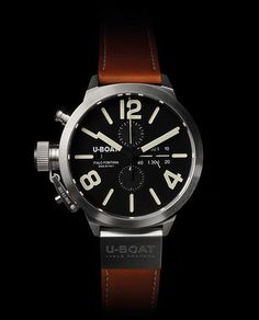 U-BOAT Watches UK | CAS