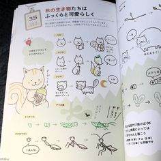Easy Ballpoint Pen Illustrations Book | Otaku.co.uk