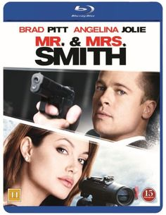 Mr. & Mrs. Smith (Blu-ray) € 5.95