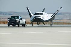 Dream Chaser Undergoes 60 mph