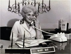 Mary Kay Ash @Mary Kay Canada #OneWomenCanCanada