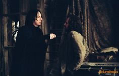"rickmanforever: "" I wanted to see a lot of Severus Snape on my dash this morning. """