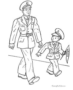 free printable veterans day coloring book pages