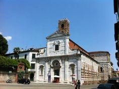 Chiesa e Battistero di San Giovanni e Santa Reparata - Lucca, Italy