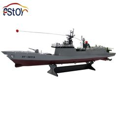 169.99$  Watch here - http://aliwf1.worldwells.pw/go.php?t=32409827215 - 1/275 Scale Radio Remote Control Battleship War ship Boat RC RTR HT3831