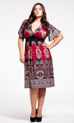 Nice plus size dress
