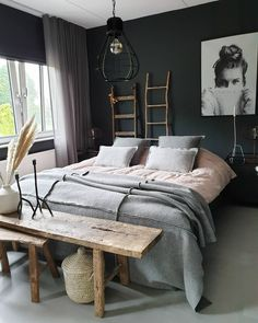 BEST SMALL BEDROOM DECORATION IDEAS 2019 - Page 9 of 36 small bedroom; small bedroom ideas for couples; small bedroom ideas for women; Small Room Bedroom, Cozy Bedroom, Modern Bedroom, Master Bedroom, Contemporary Bedroom, Bed Room, Bedroom Wardrobe, Small Bedroom Colours, Sleep Room