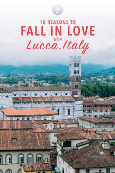 Tuscany's darling tops many lists as the region's most beautiful, hidden gem. Who doesn't look at this charming Italian city and think, 'That's what Italy is supposed to look like'? I'll tell you: no one!