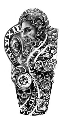 Greek God Zeus Full sleeve tattoo by - Designhill sleeve tattoos Greek God Zeus Full sleeve tattoo Personal Design Created By Michael Custom Tattoo Zeus Tattoo, Poseidon Tattoo, Lion Tattoo, Forearm Sleeve Tattoos, Best Sleeve Tattoos, Hand Tattoos, Man Arm Tattoo, Men Tattoo Sleeves, Tattoo For Man