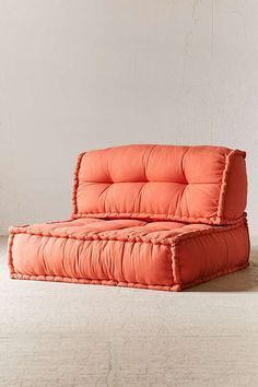Coral Floor Pillow and Back Pillow  UrbanOutfitters.com: Awesome stuff for you & your space