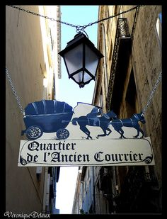 Autre belle enseigne de Montpellier - 07-2008   Flickr: Intercambio de fotos