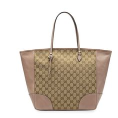 2ba3e53a01e GUCCI  BREE ORIGINAL GG CANVAS TOP-HANDLE BAG Rent this designer handbag at  www