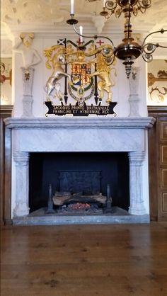 Room inside Edinburgh Castle