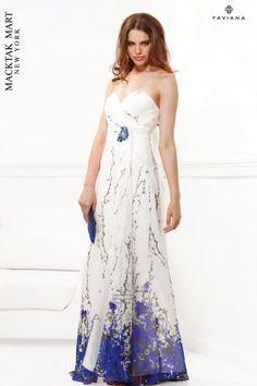 Faviana Prom 7117 Dress | MackTakMart.com