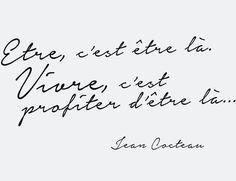 Jean Cocteau , Lettres à Milorad