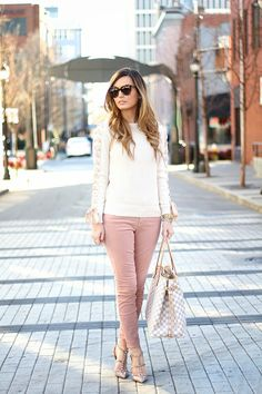 2fb7e63ffeb5 Rosey (For All Things Lovely). Louis Vuitton ...