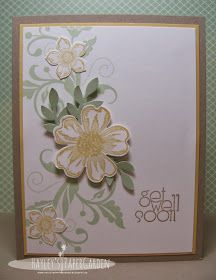 Get well soon or sympathy card