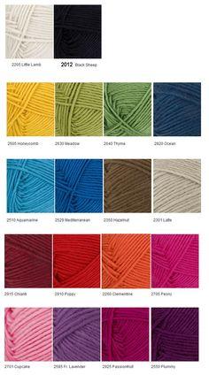 Full o' Sheep yarn swatch