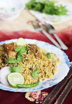 Bakrid recipes, Indian muslim festival foods